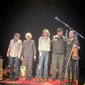 Bill & Joel Plaskett, 7 April 2017, Studio at Hamilton Place, Hamilton, ON
