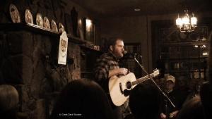 Matthew Byrne, 25 March 2018, Chaucer's Pub, London, ON
