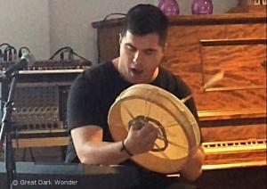 Jeremy Dutcher, Sawdust City Music Festival 2017, Gravenhurst, ON