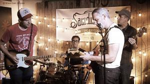 C&C Surf Factory, Sawdust City Music Festival 2017, Gravenhurst, ON