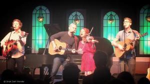 Jim Cuddy Family Band, Sawdust City Music Festival 2017, Gravenhurst, ON