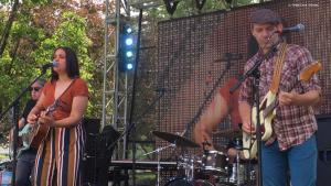 Lydia Persaud, 16 June 2018, Sound of Music Festival, Burlington, ON