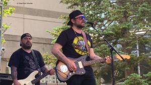 Dennis Ellsworth, 16 June 2018, Sound of Music Festival, Burlington, ON