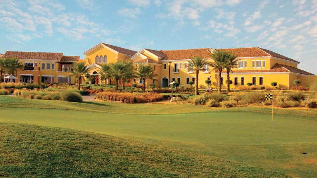 Arabian Ranches communities villa