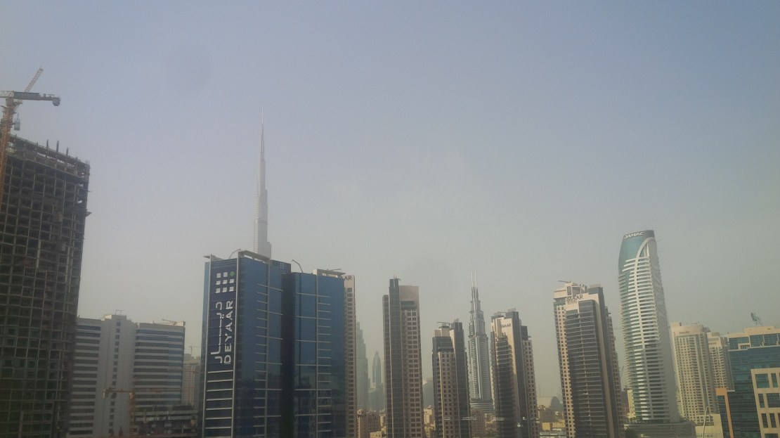 business bay burj khalifa view apartment