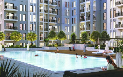 Hayat Boulevard apartments for Sale