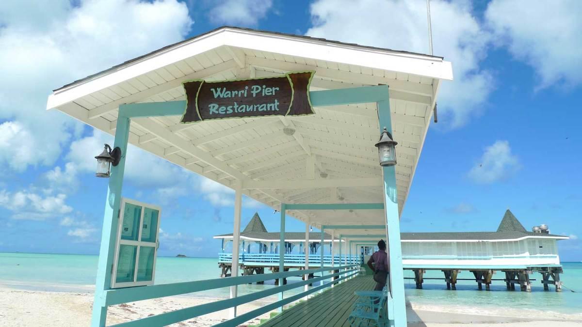 Antigua-pier-restaurant