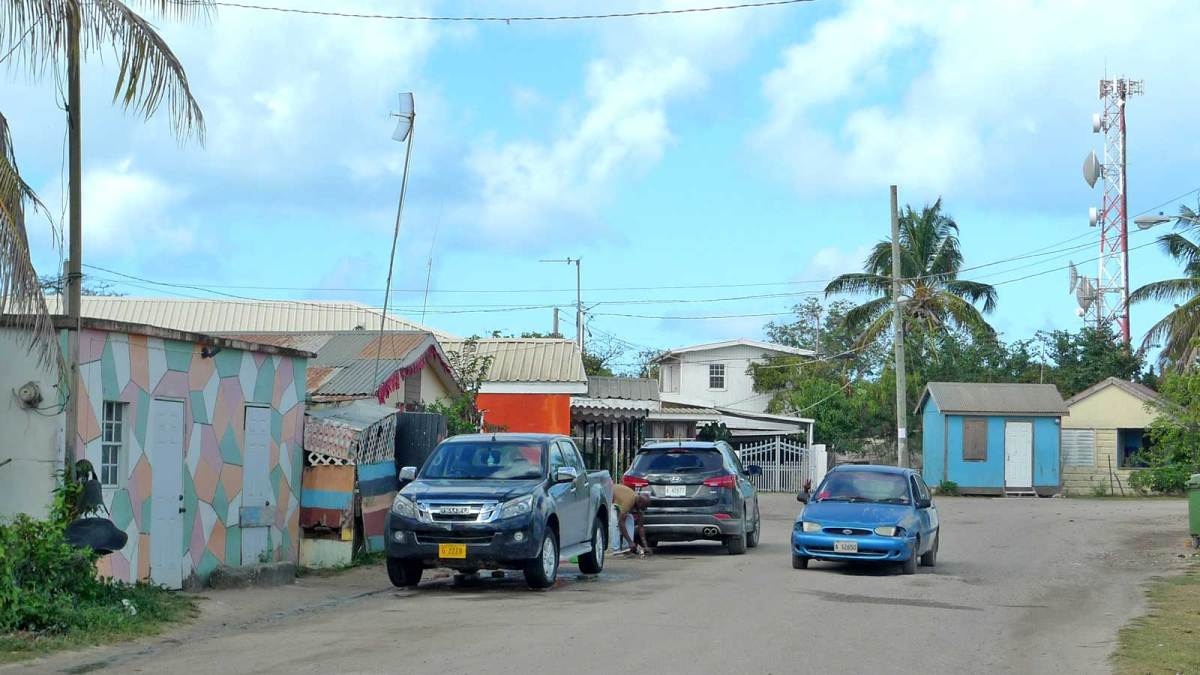 Barbuda-street