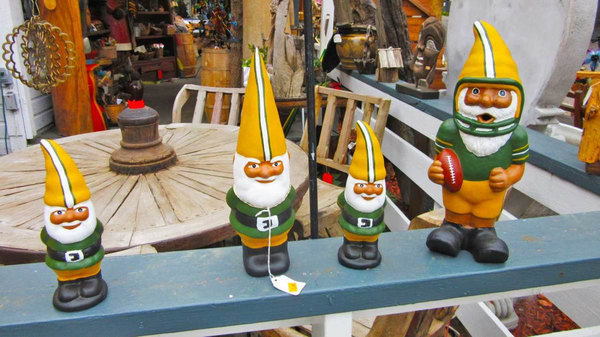 Scandinavian-style gnomes with a US twist