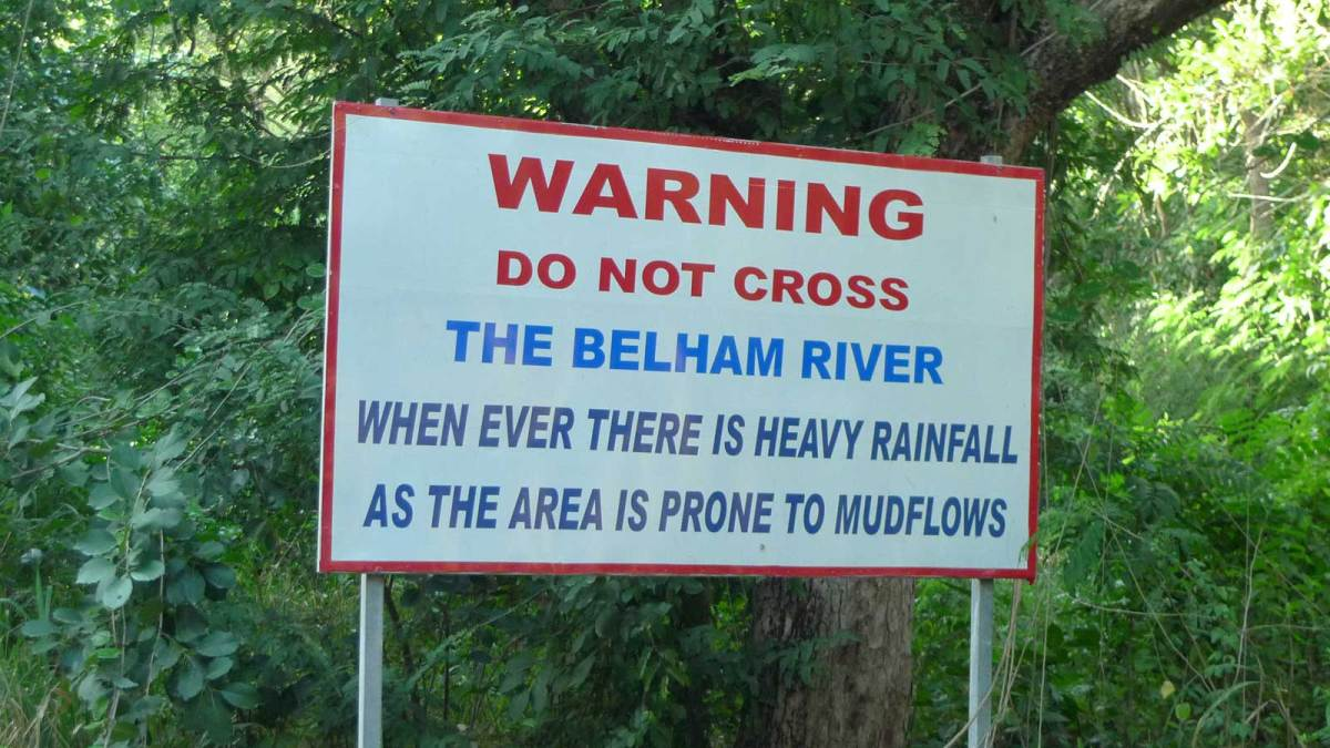 montserrat_river-warning-sign