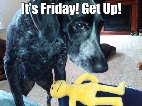 It's Friday-Get up