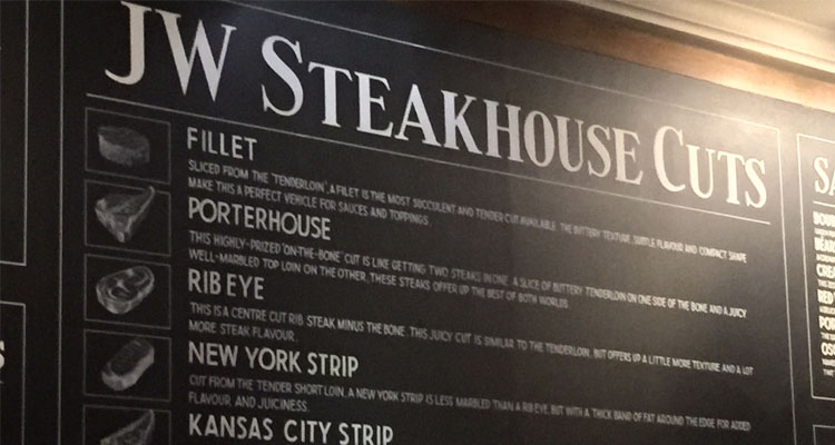 JW Steakhouse