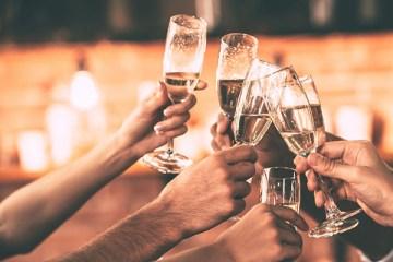 Champagne Bars
