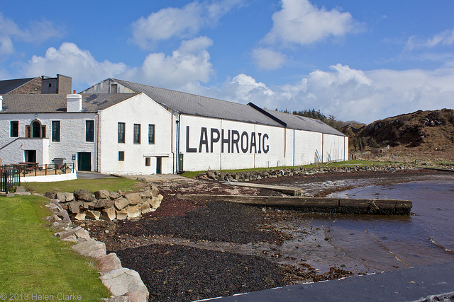 Active Scotch Distilleries in the UK