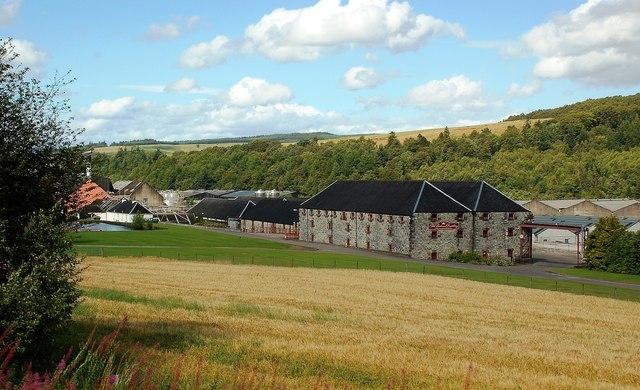 Balvenie distillery