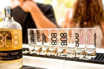 808 Whisky Review
