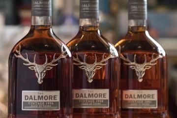 Dalmore port