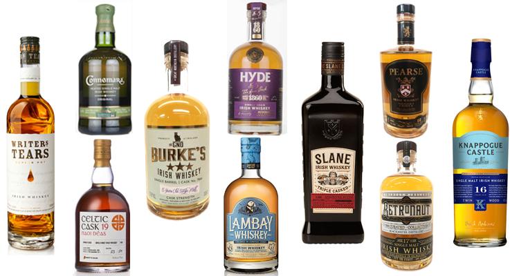 Irish Whiskies