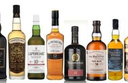 Peated Whiskies