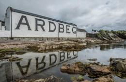 Ardbeg Distillery Islay