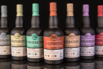 The Lost Distillery Company Vintage Range