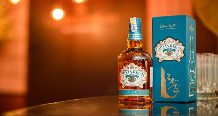 a068a88dd Chivas Regal Mizunara Matured Blended Scotch Review at GreatDrams