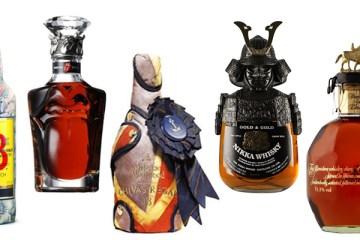 The Best Whisky Bottle Designs
