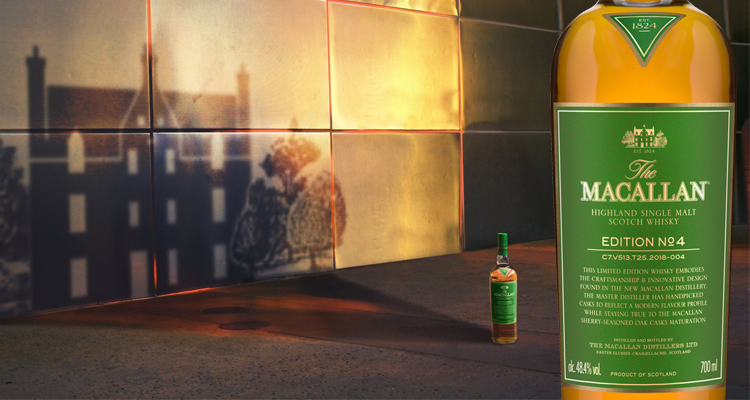 The Macallan Edition No 4 Single Malt Scotch