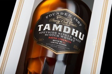 Tamdhu Batch Strength 004 Single Malt Scotch Whisky