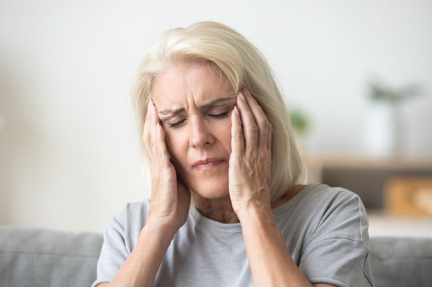 Hormone Imbalance in Older Woman