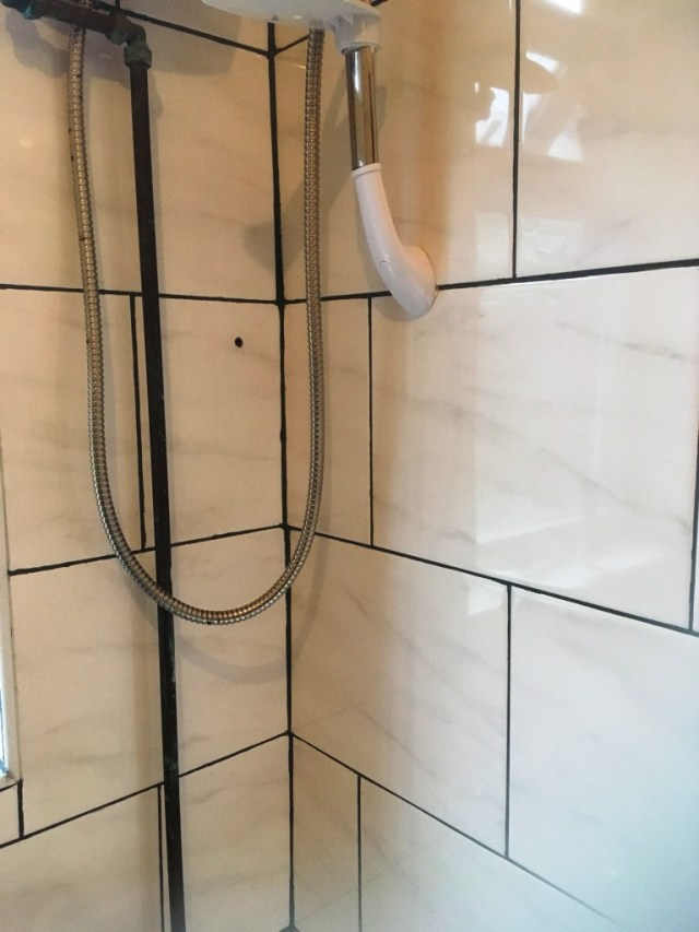 Ceramic Tiled Bathroom After Renovation Levenshulme