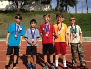 1 Mile Boys 1st - 5th