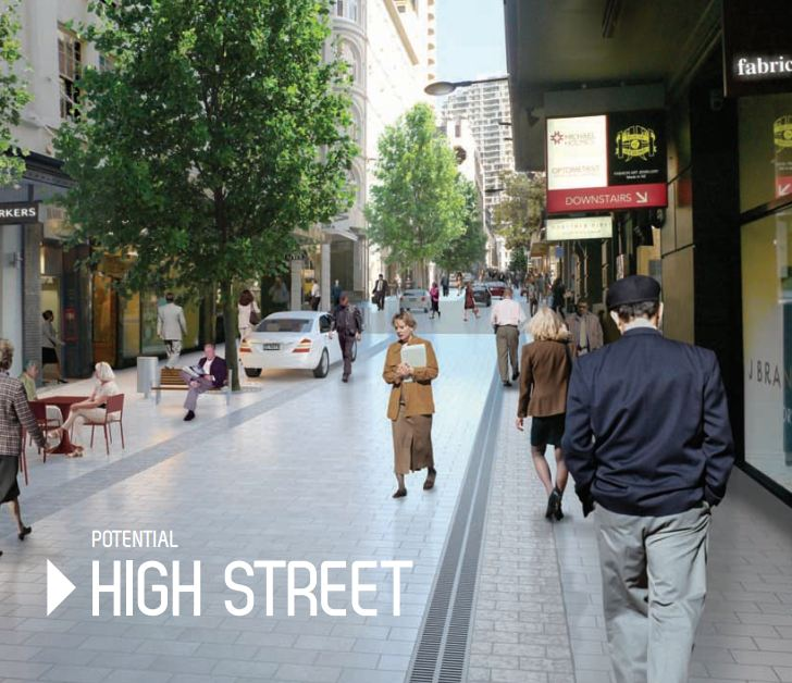 CCMP High St potential
