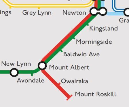 CFN Mt Roskill Spur
