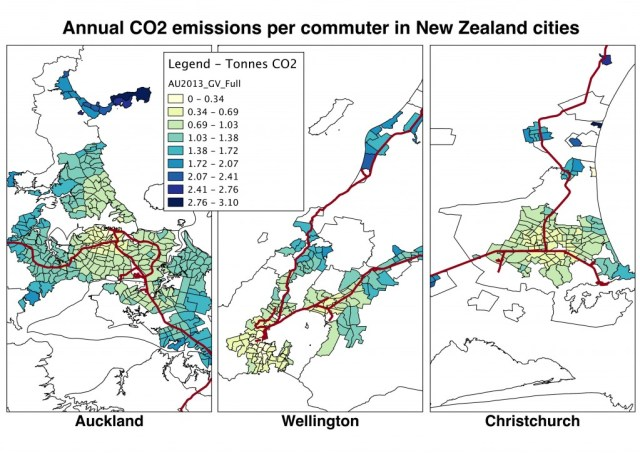 Annual CO2 emissions per commuter DRAFT v1