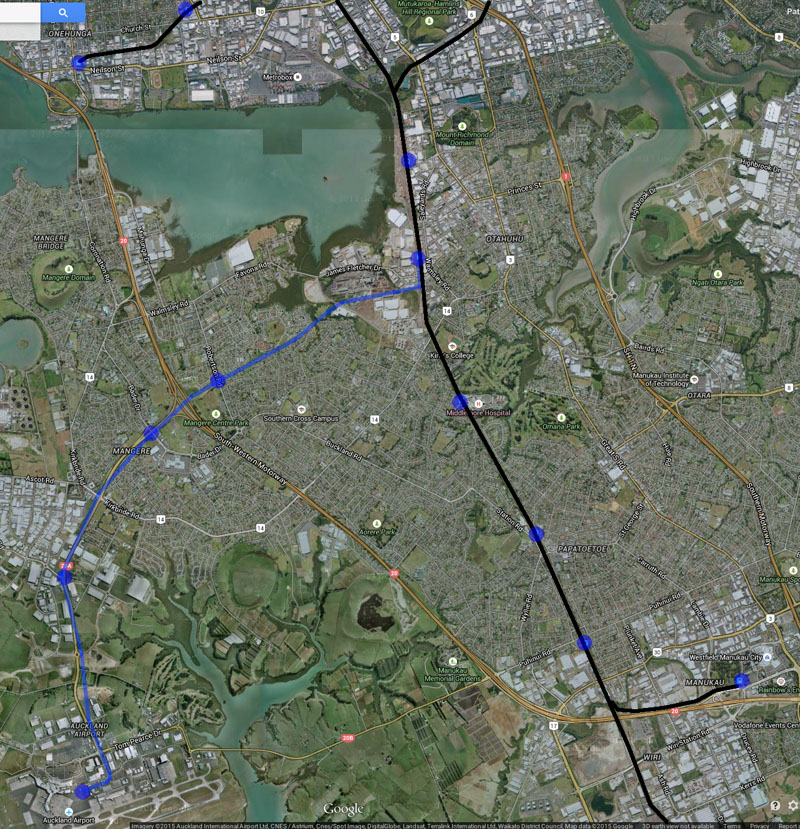 MANGERE-AIRPORT LINE