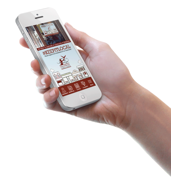 Keep It Local Chamber Mobile App