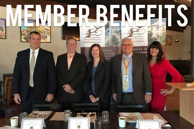 benefits of joining the greater beverly chamber of commerce