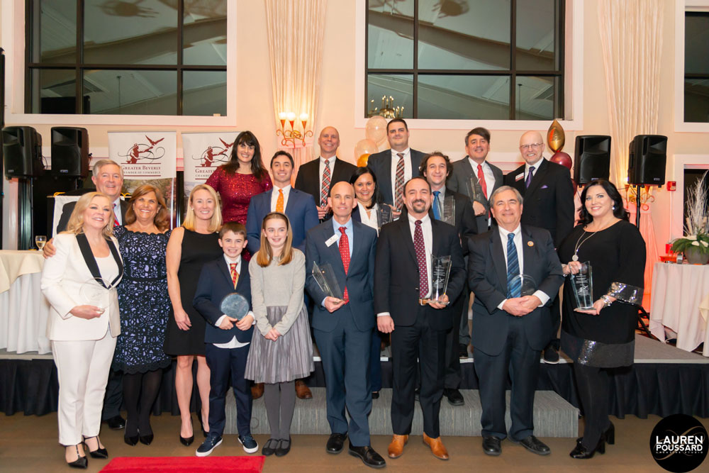 The 2020 GBCC Business Award Winners and Honorees