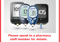 Free glucose meter - Greater Care Pharmacy
