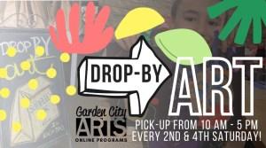 Drop-BY Art Saturdays @ Garden City Arts