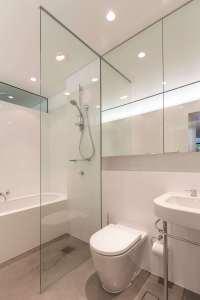 Frameless Shower Screen Sydney