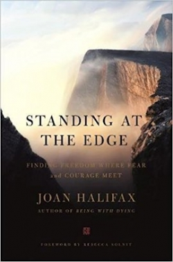 """<em><a href=""""https://amzn.to/2FC4mpP"""">Standing at the Edge: Finding Freedom Where Fear and Courage Meet</a></em> (Flatiron Books, 2018, 304 pages)"""
