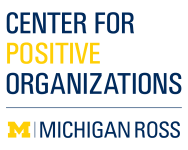 Center for Positive Organizations logo