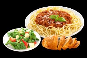 Family Night Spaghetti Dinner