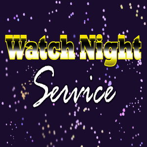 Watch Night Skit