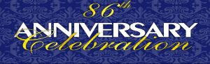 86th Church Anniversary Celebration – 2016