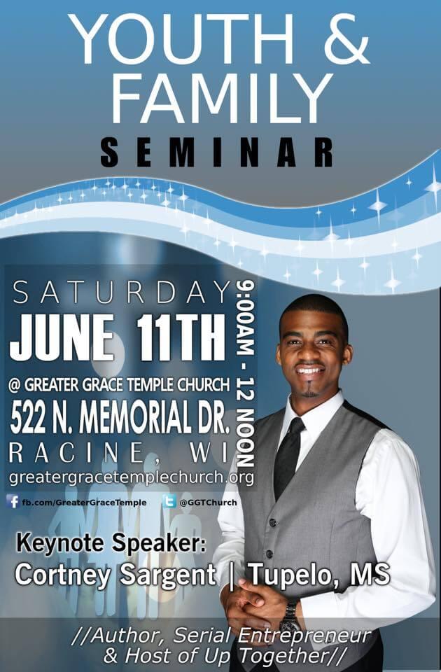 2016 Youth & Family Seminar