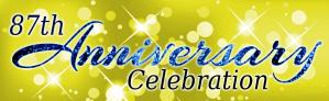 88th Anniversary Banner