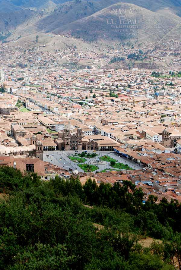 Saqsaywaman Cusco, Peru